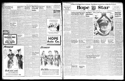 Hope Star from Hope, Arkansas on October 2, 1946 · Page 1