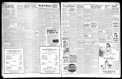 Hope Star from Hope, Arkansas on October 2, 1946 · Page 3