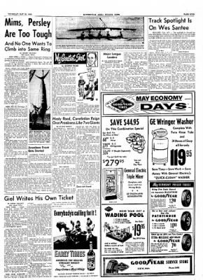 The Courier News from Blytheville, Arkansas on May 20, 1954 · Page 9
