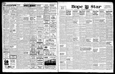 Hope Star from Hope, Arkansas on October 7, 1946 · Page 1