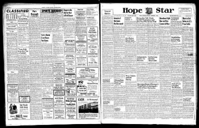 Hope Star from Hope, Arkansas on October 8, 1946 · Page 1