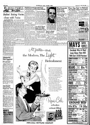 The Courier News from Blytheville, Arkansas on May 20, 1954 · Page 10