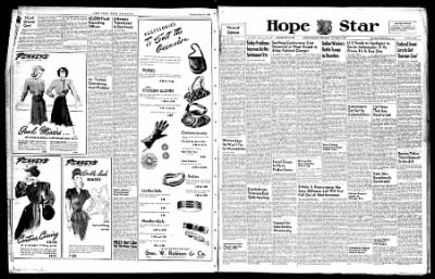 Hope Star from Hope, Arkansas on October 8, 1946 · Page 6