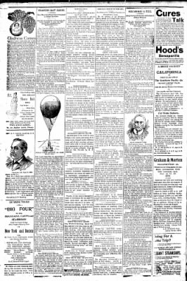 Logansport Pharos-Tribune from Logansport, Indiana on August 21, 1896 · Page 2