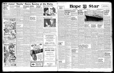 Hope Star from Hope, Arkansas on October 12, 1946 · Page 1