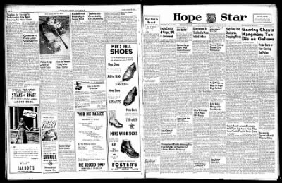 Hope Star from Hope, Arkansas on October 16, 1946 · Page 1