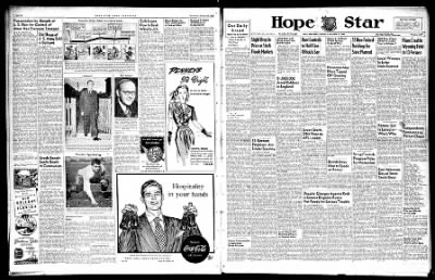 Hope Star from Hope, Arkansas on October 17, 1946 · Page 1