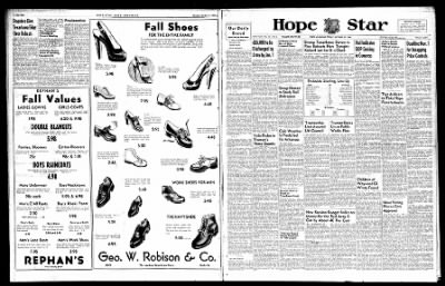 Hope Star from Hope, Arkansas on October 18, 1946 · Page 1