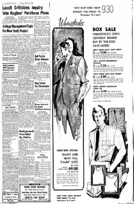 Nevada State Journal from Reno, Nevada on August 16, 1968 · Page 4