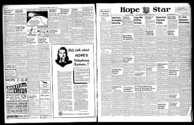 Hope Star from Hope, Arkansas on October 24, 1946 · Page 1
