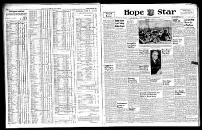 Hope Star from Hope, Arkansas on October 28, 1946 · Page 1