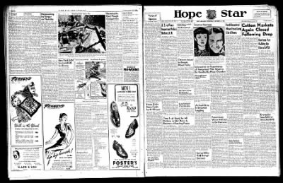 Hope Star from Hope, Arkansas on October 30, 1946 · Page 1