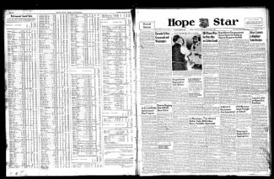 Hope Star from Hope, Arkansas on November 2, 1946 · Page 6