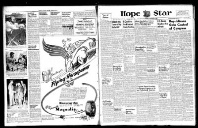 Hope Star from Hope, Arkansas on November 6, 1946 · Page 1