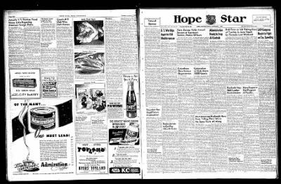 Hope Star from Hope, Arkansas on November 8, 1946 · Page 1