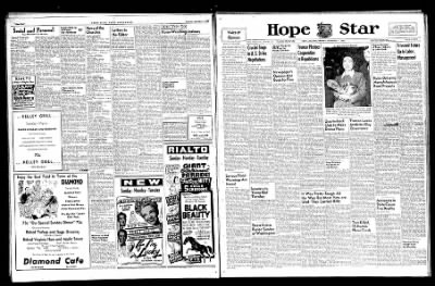Hope Star from Hope, Arkansas on November 11, 1946 · Page 1