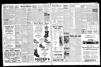 Hope Star from Hope, Arkansas on November 14, 1946 · Page 2