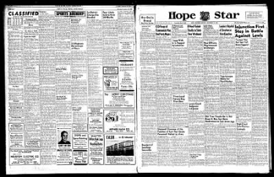 Hope Star from Hope, Arkansas on November 18, 1946 · Page 1
