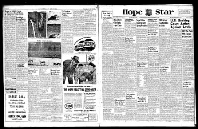 Hope Star from Hope, Arkansas on November 21, 1946 · Page 1