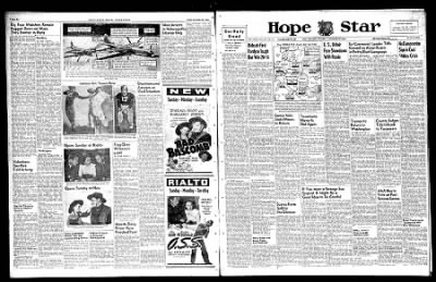 Hope Star from Hope, Arkansas on November 22, 1946 · Page 6