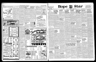 Hope Star from Hope, Arkansas on November 26, 1946 · Page 1