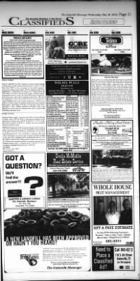 The Gatesville Messenger and Star-Forum from Gatesville