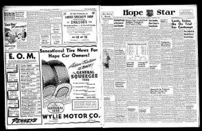 Hope Star from Hope, Arkansas on November 26, 1946 · Page 6