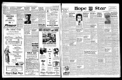 Hope Star from Hope, Arkansas on December 5, 1946 · Page 8