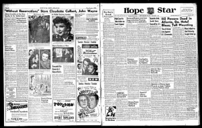 Hope Star from Hope, Arkansas on December 7, 1946 · Page 1