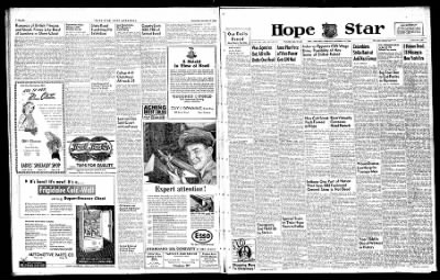 Hope Star from Hope, Arkansas on December 11, 1946 · Page 8