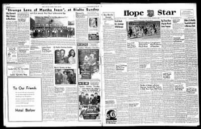 Hope Star from Hope, Arkansas on December 13, 1946 · Page 6