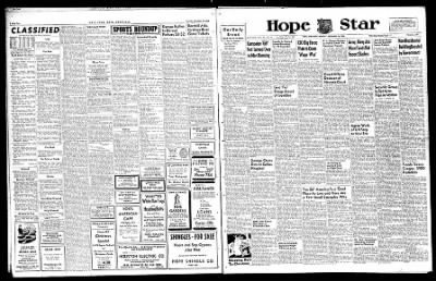 Hope Star from Hope, Arkansas on December 14, 1946 · Page 4