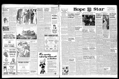 Hope Star from Hope, Arkansas on December 18, 1946 · Page 6