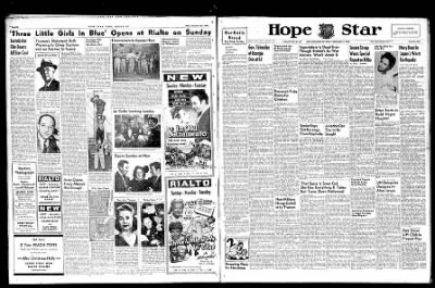 Hope Star from Hope, Arkansas on December 20, 1946 · Page 6