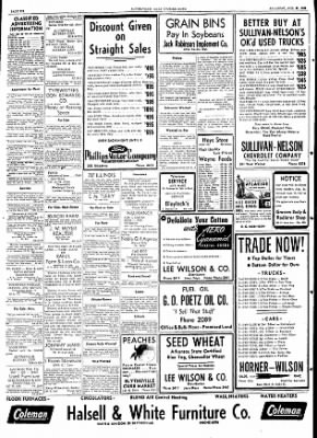 The Courier News from Blytheville, Arkansas on August 29, 1953 · Page 6