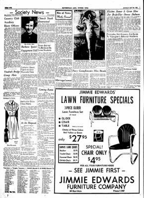 The Courier News from Blytheville, Arkansas on May 24, 1954 · Page 2