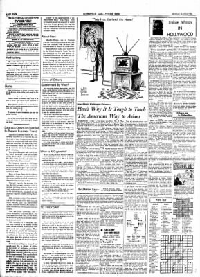 The Courier News from Blytheville, Arkansas on May 24, 1954 · Page 4