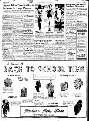 The Courier News from Blytheville, Arkansas on September 1, 1953 · Page 12