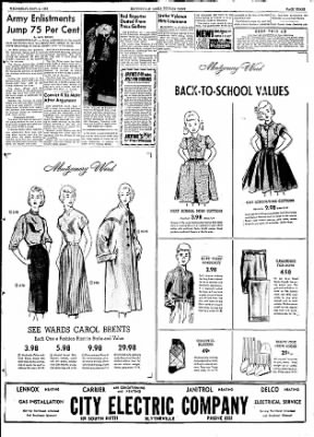 The Courier News from Blytheville, Arkansas on September 2, 1953 · Page 3