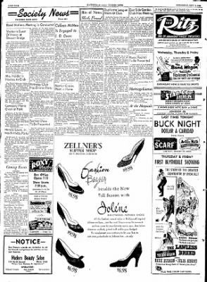 The Courier News from Blytheville, Arkansas on September 2, 1953 · Page 4