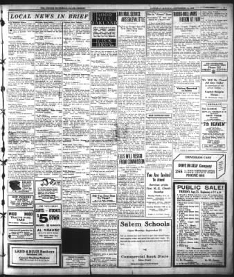 Statesman Journal from Salem, Oregon on September 18, 1926