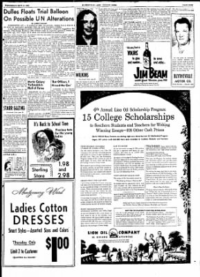 The Courier News from Blytheville, Arkansas on September 2, 1953 · Page 9