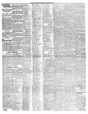 The Algona Upper Des Moines from Algona, Iowa on April 12, 1938 · Page 11