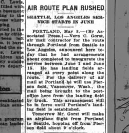 Statesman Journal from Salem, Oregon on May 9, 1926 · Page 1