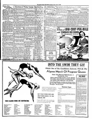 The Algona Upper Des Moines from Algona, Iowa on June 7, 1938 · Page 9