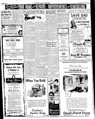 The Courier News from Blytheville, Arkansas on March 15, 1949 · Page 8