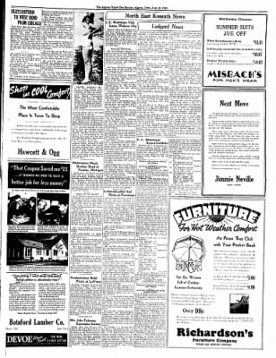 The Algona Upper Des Moines from Algona, Iowa on July 12, 1938 · Page 7