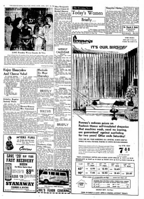 The evening news from sault sainte marie michigan on september 19 the evening news from sault sainte marie michigan on september 19 1966 page 6 m4hsunfo