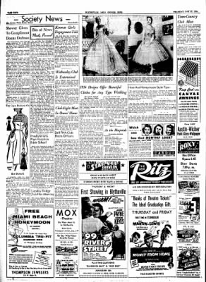 The Courier News from Blytheville, Arkansas on May 27, 1954 · Page 4