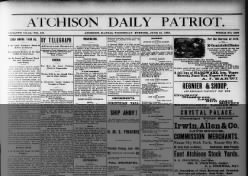 Atchison Daily Patriot